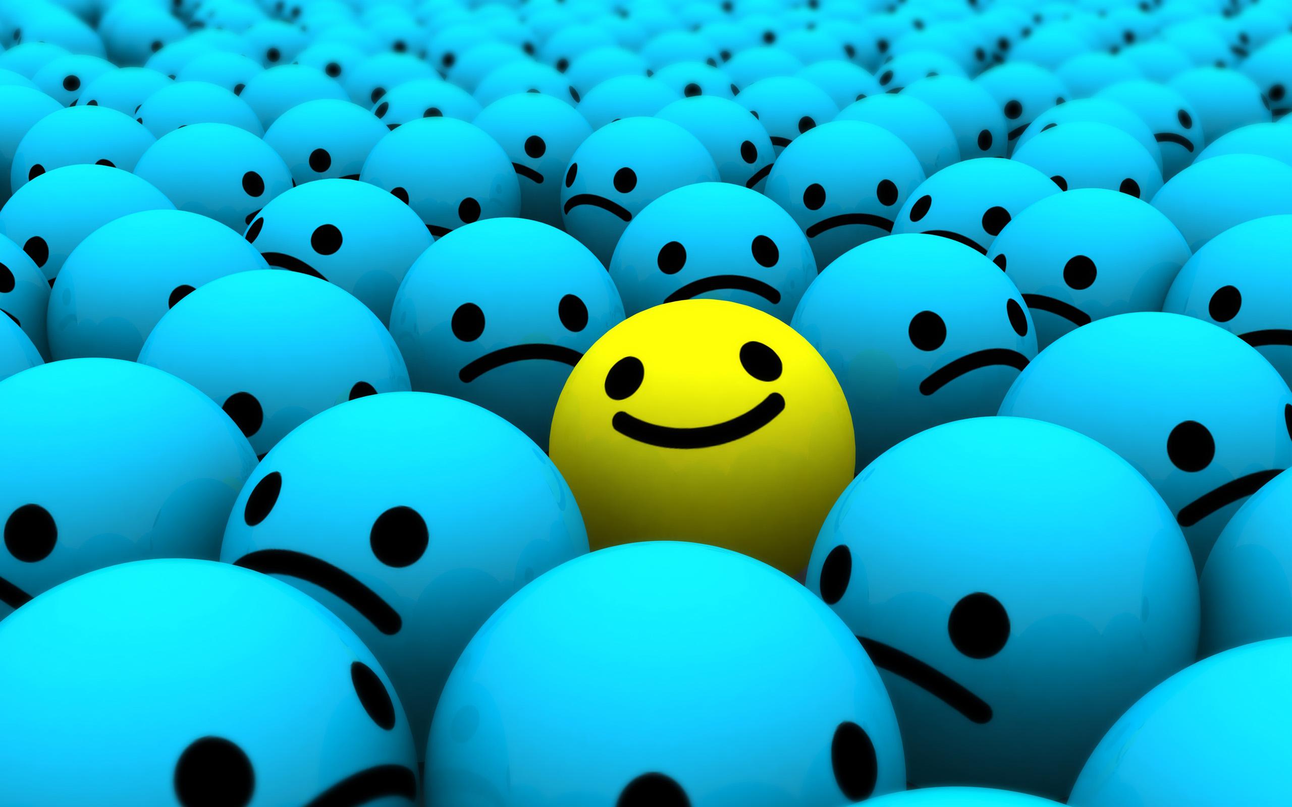 Discuter avec des inconnus ou leur sourire dans la rue ou ailleurs fait le plus grand bien ! Smiley-adulte